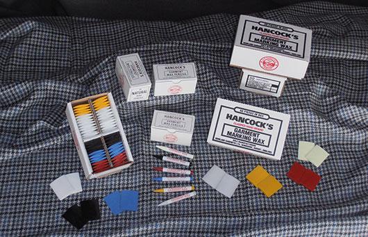 Garment Marking Wax